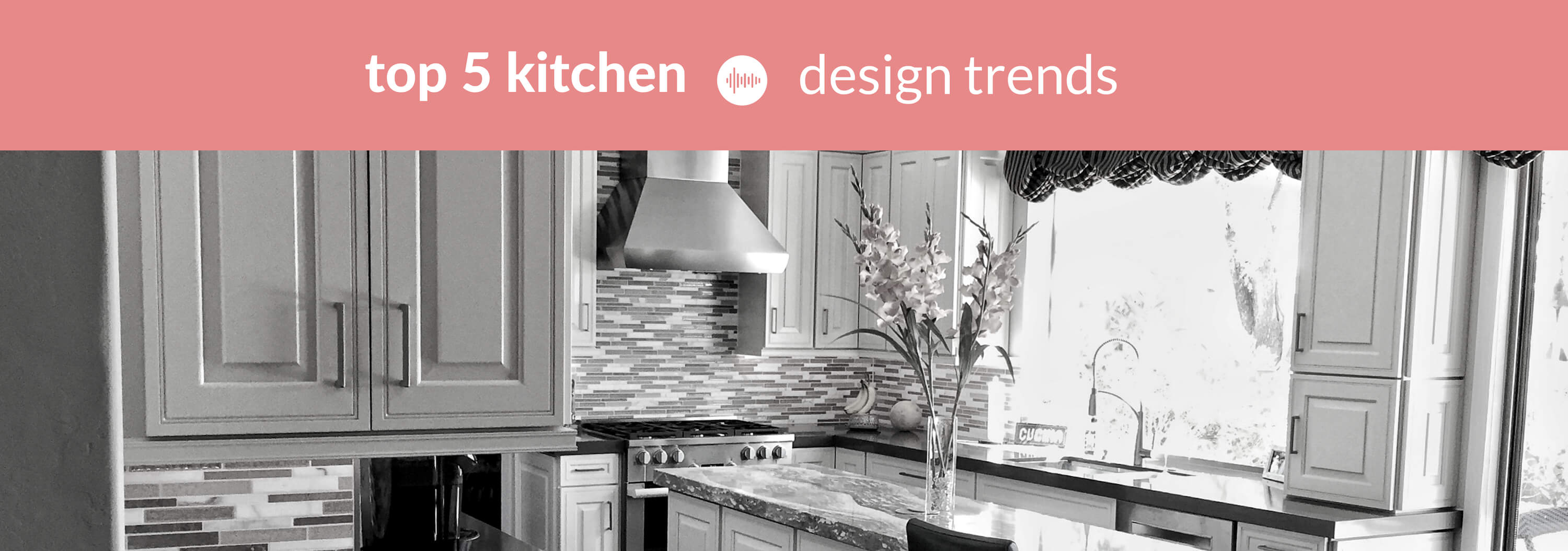 Top 5 Kitchen Design Trends For 2019 Custom Kitchen Design